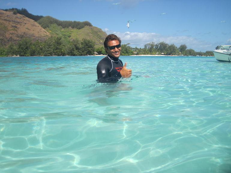 Moorea Snorkeling Safari - Moorea
