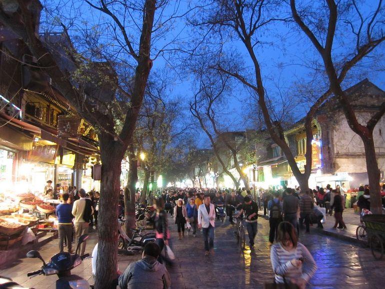 Muslim Street - Xian