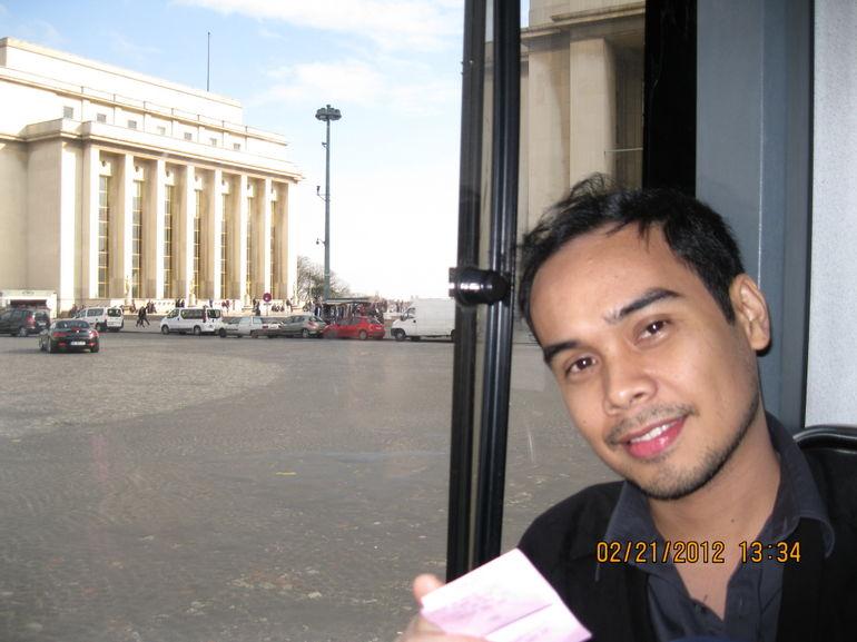 On board - Paris