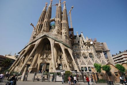 Barcelona shore excursion best of barcelona small group for La sagrada familia barcelona spain
