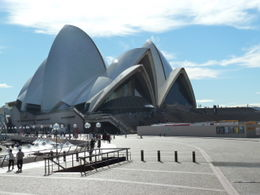 Sydney Opera House , Susan C - May 2011
