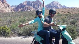 Red Rock Scooter Tour - September 2015