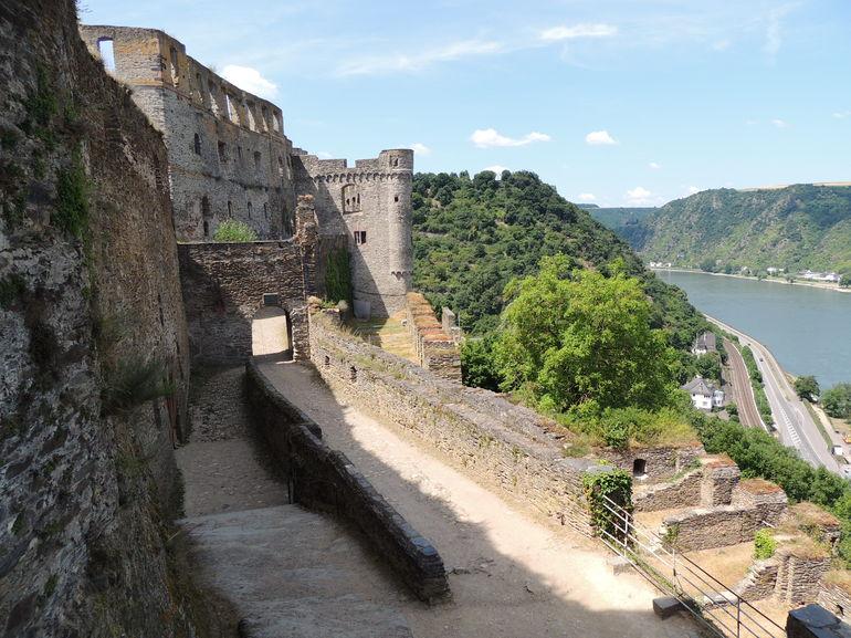 Rheinfels Castle - Rhine River