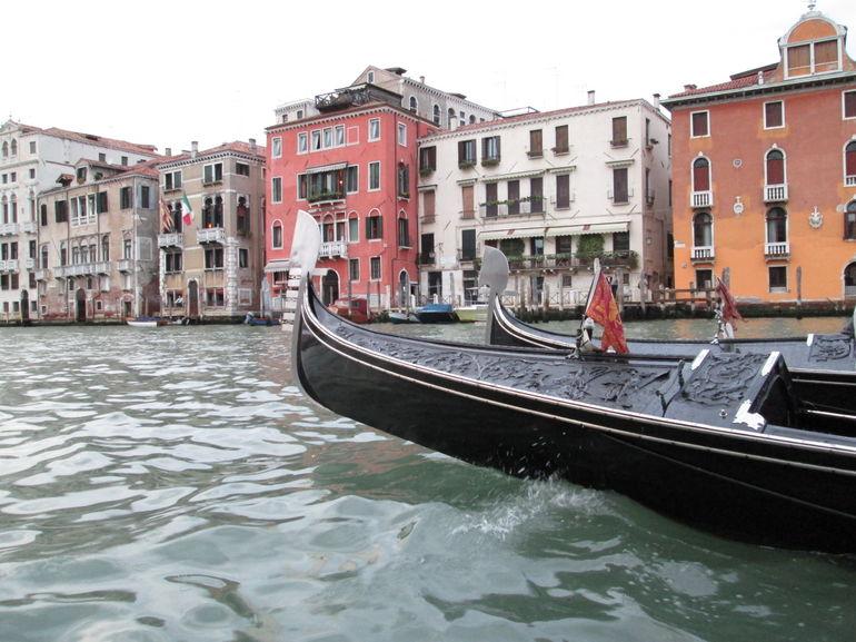 The Grand Canal - Venice - Venice