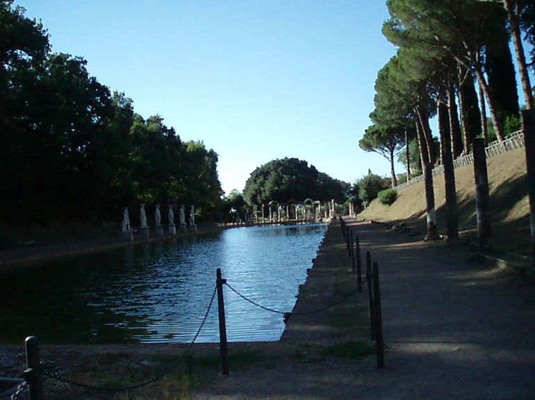 Villa Adriana - Rome