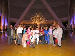 The group at Burj Al Arab... , rtpuno - December 2016