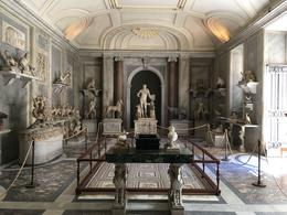 Hall of marble animals from across the Roman Empire , David M - August 2017