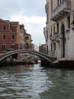 A View Along the Grand Canal , Nichola S - October 2012