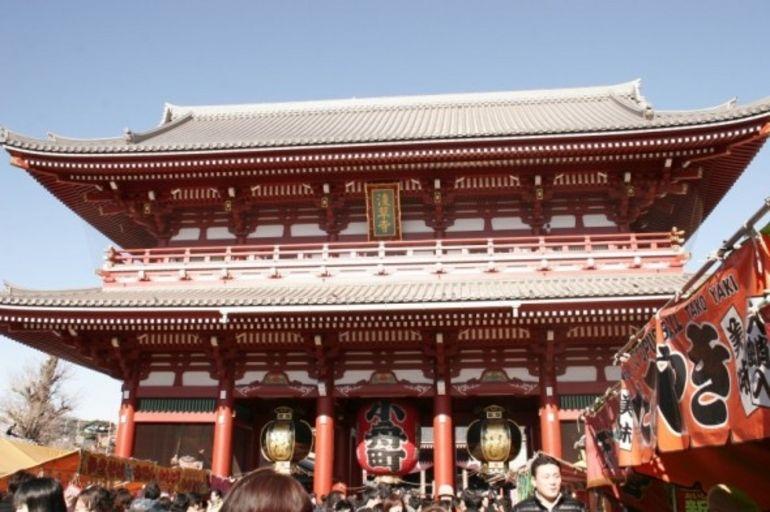Asakusa Kannon Temple - Tokyo