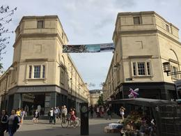 Bath city center , vfeddern - September 2016