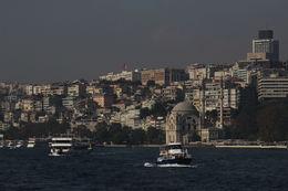 The beautiful Bosphorus! , Nerita L - November 2013
