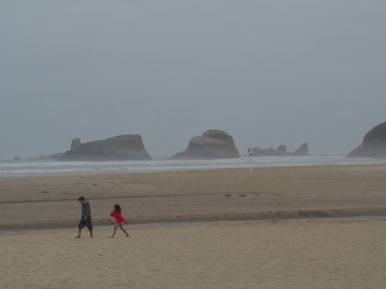 Cannon Beach - Portland