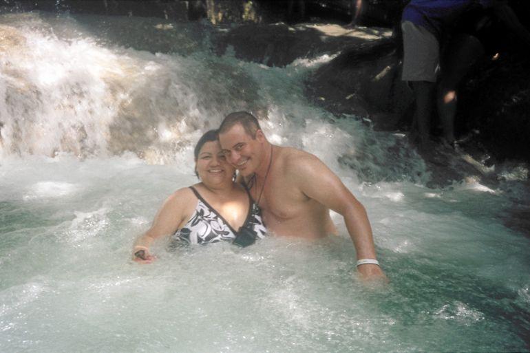 Dunns falls - Montego Bay