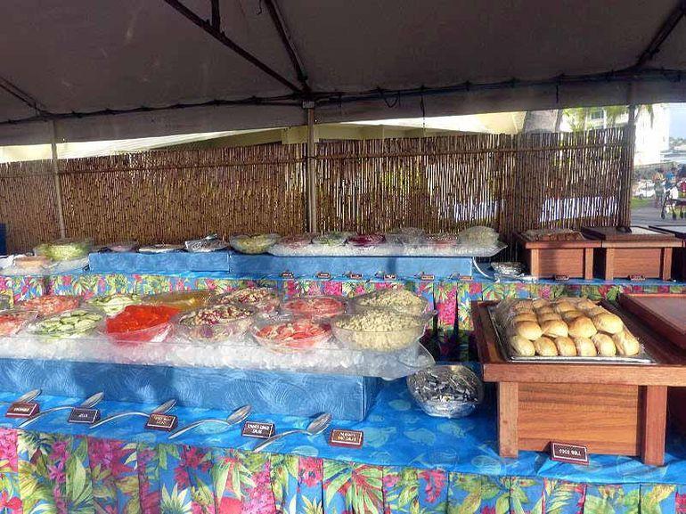 food - Big Island of Hawaii