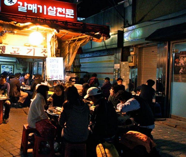 Food Tour - Seoul