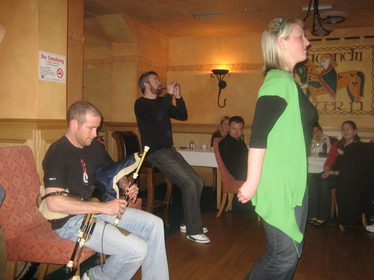 House party performers - Dublin