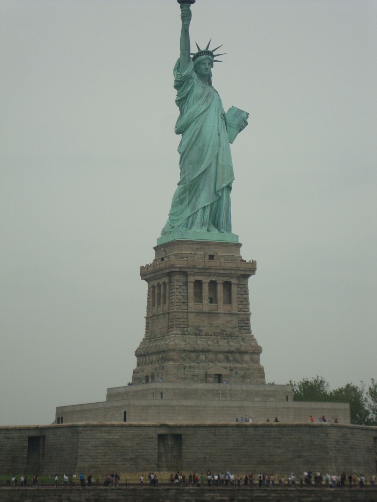 Lady Liberty - New York City