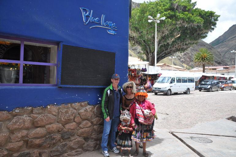 Locals - Cusco