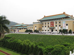 National Palace Museum , Steven T - May 2011