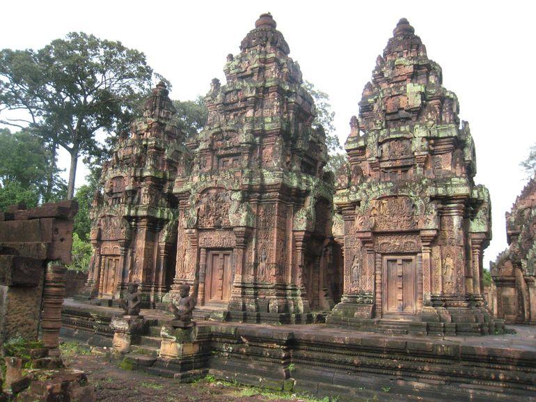 Prasat Banteay Srei - Siem Reap