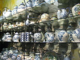 Talavera ceramics , Irina F - March 2011