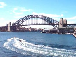 Sydney Harbour Bridge, ROD C - August 2011