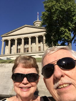 Charles and Elaine Brown toured the capitol building and were on their way down the hill to the Tennessee State Museum. The trolley guide told us exactly how to go to the capitol building from the ... , Charles B - October 2015