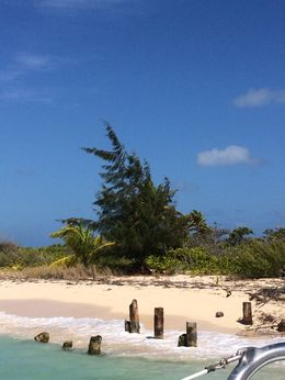 This is the first stop that is basically used to practice snorkeling. , STACEY R - April 2014