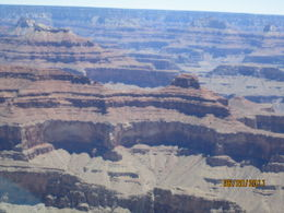 The South Rim, Becky - June 2011