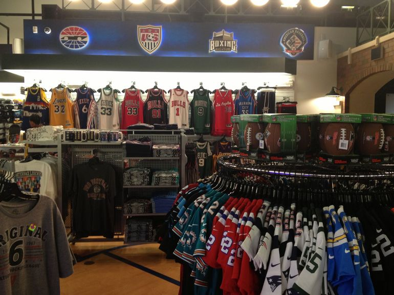 Fan Store - Las Vegas