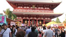 Asakusa Kannon Temple - September 2011
