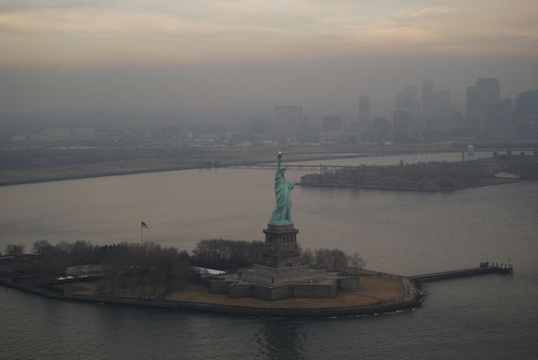 View - New York City