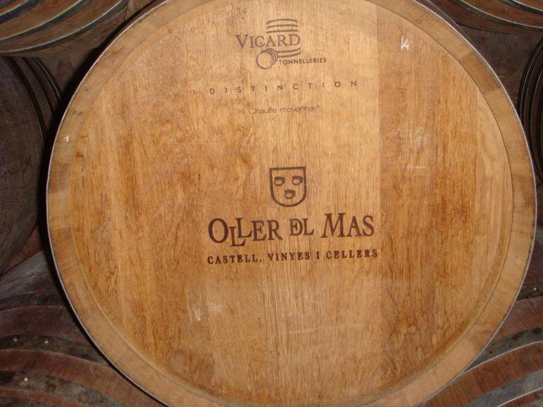 Wine Barrel - Barcelona