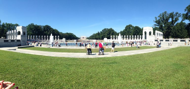 WWII Memorial - Washington DC
