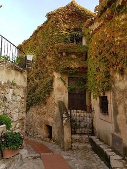 A photo of the beautiful village of Eze. , Roma S - October 2016