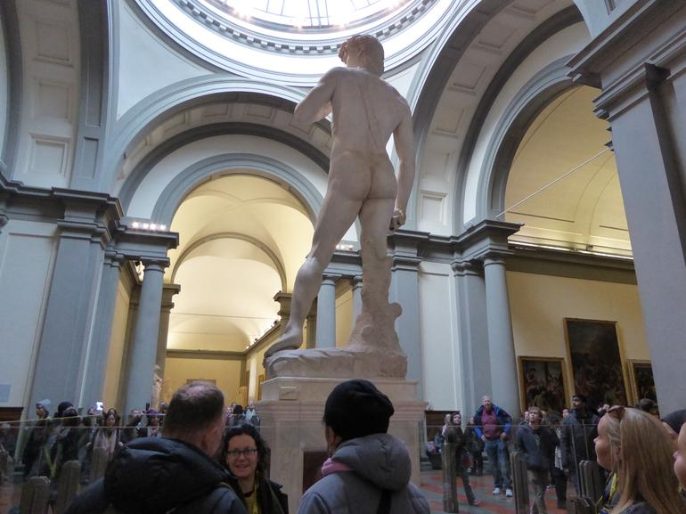 Skip the Line: Florence Accademia and Uffizi Gallery Small Group Tour photo 17