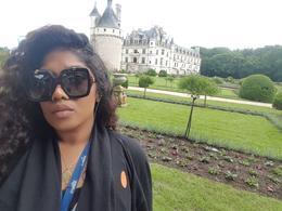 Chateau De Chambord , Alice - May 2017