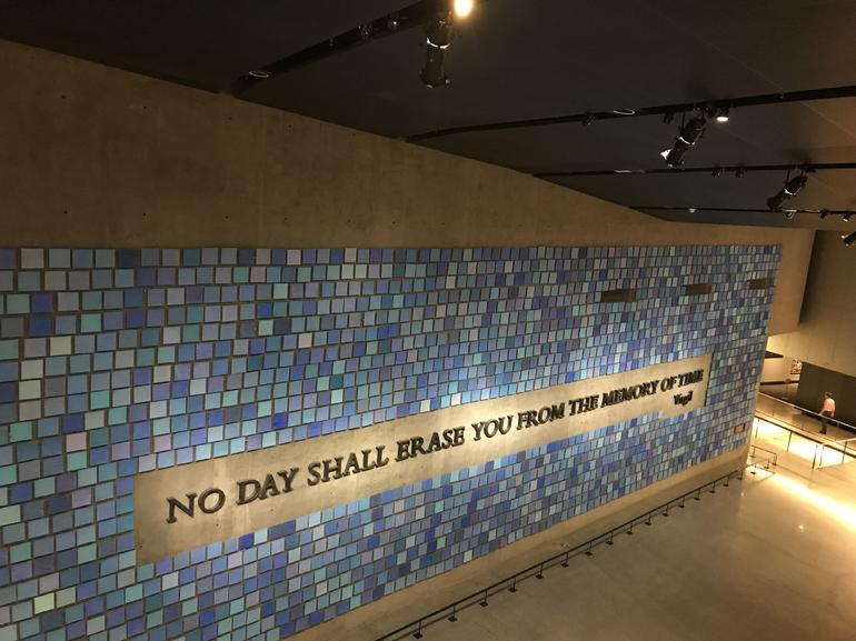 Skip the Line: 9/11 Memorial Museum Admission Ticket