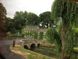 This is where we ate lunch at an old Cotswolds hotel. , Daisy H - August 2017