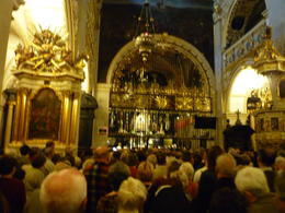 Our view of the Black Madonna , mikestorrs - October 2017
