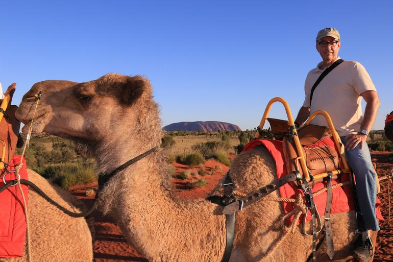 Uluru Camel Express, Sunrise or Sunset Tours photo 8