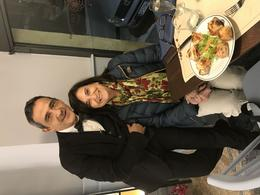 Our Waiter, Luighi. Rome by Night with Pizza and Gelato tour!!! , Lucy Hanahan D - February 2018
