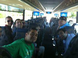 bus ride , William G - August 2011