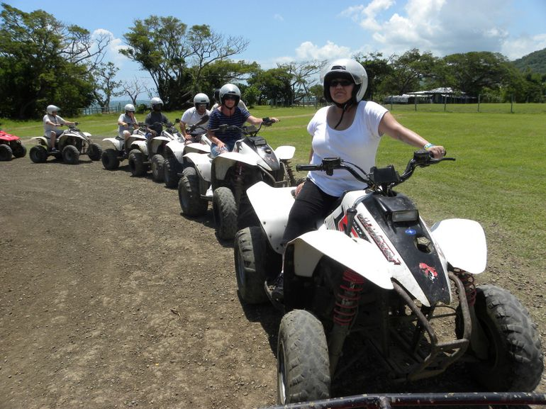 ATV tour - Montego Bay