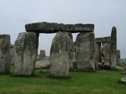 In the middle of a quiet English countryside, Stonehenge and its mystery is wonderful to see , Shirley P - June 2013