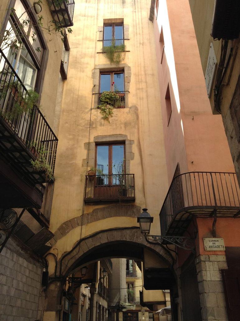 Back roads of Barcelona - Barcelona