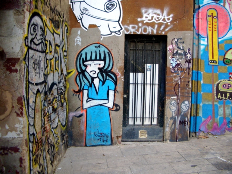 Barcelona Graf #1 - Barcelona