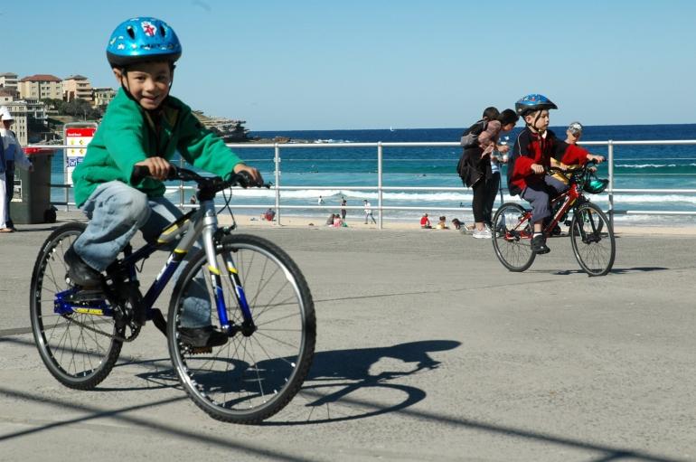 Bondi Biking - Sydney