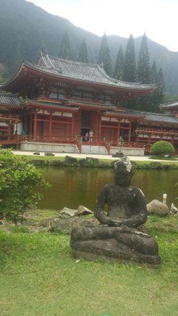 Japanese Temple in Kaneohe, HI , Cheryl M - September 2014