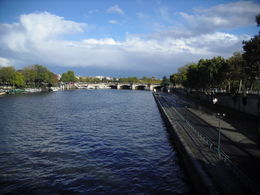 River near the Palace, sarahm - October 2012